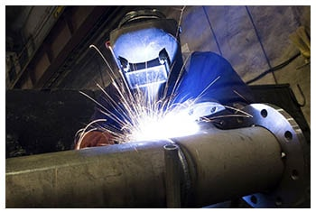 ремонт алюминиевых труб